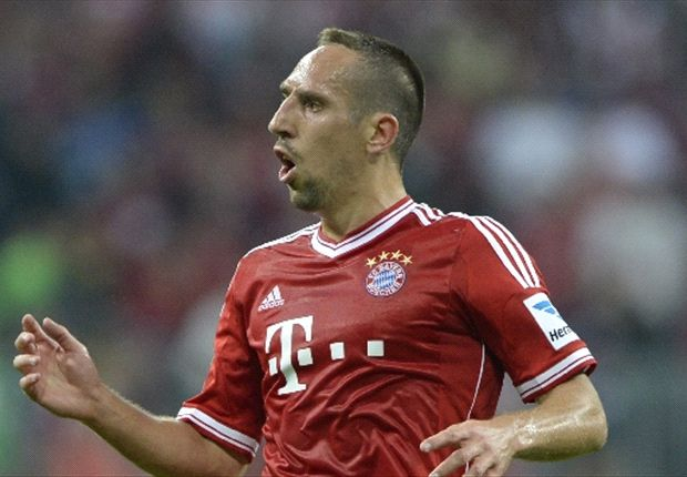 'Messi & Ronaldo scored more, but I won the treble' - Ribery