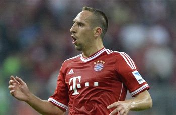 Ribery wins UEFA Best Player in Europe award