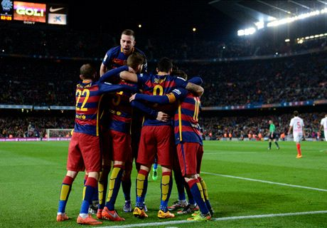 Betting: Barca still favourites