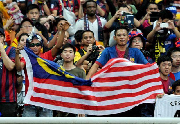 Malaysia harus puas bermain imbang 1-1 melawan Myanmar pada laga Piala AFF U-19.