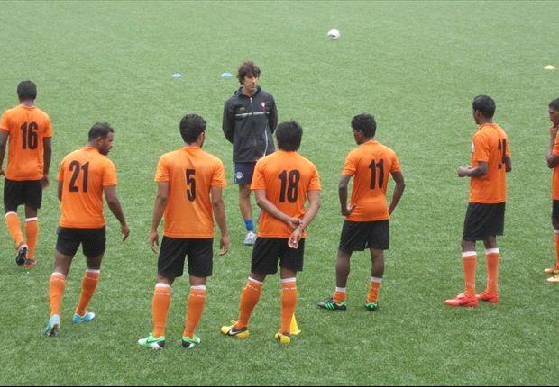 Oscar wanted to win three points against Mumbai FC