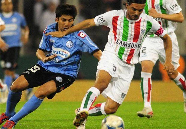 Vélez recibe a Belgrano por la Copa Sudamericana.
