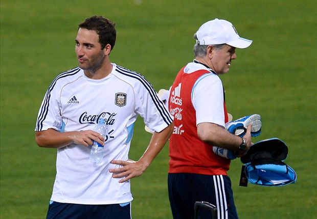 Sin Messi, Agüero ni Gago, Sabella puede probar otro estilo de juego en ataque.