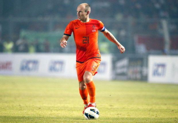 Arjen Robben keert na negen jaar terug in het Estadio do Algarve