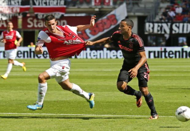 Ricardo van Rhijn harus menjalani sanksi kartu merah yang didapatnya pekan lalu.