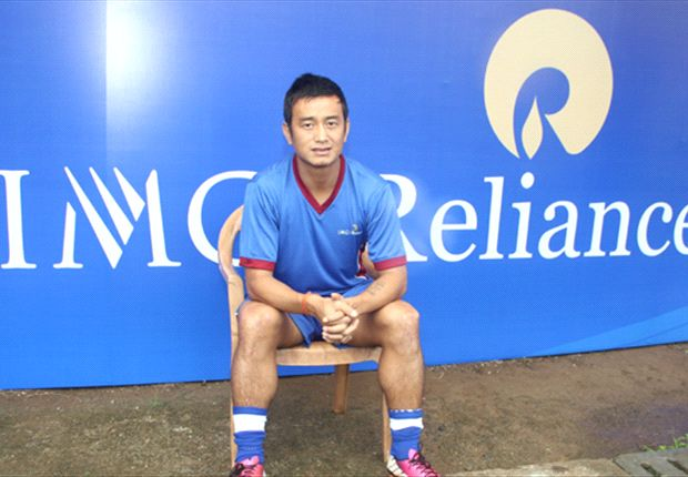 Bhaichung Bhutia disagreed with Koevermans on IMG-Reliance's league