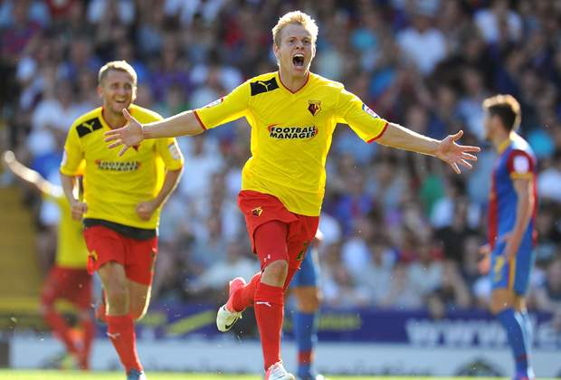 Vydra seals Watford return