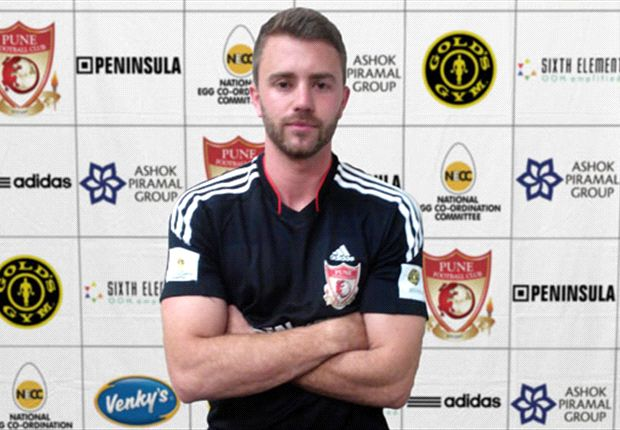 Official: Pune FC add James Meyer on their roster