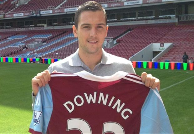 Downing 'disappointed' by Liverpool exit