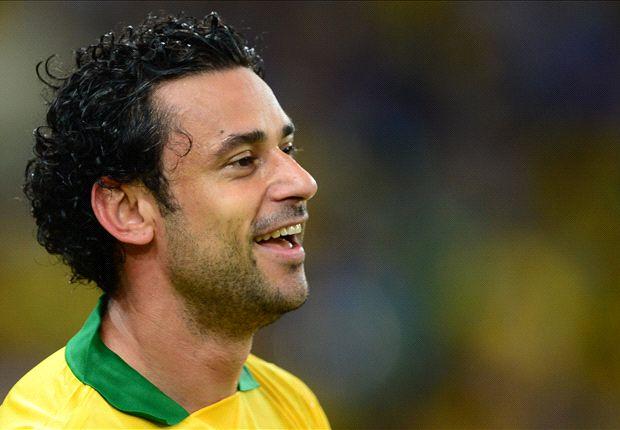 Fred: Scolari brought back Brazil respect