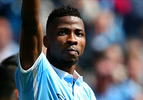 Iheanacho absent in Manchester City win