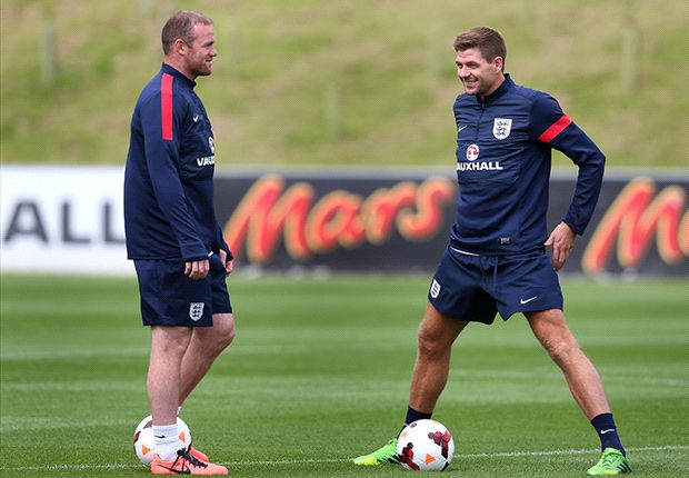 Gerrard reveals Rooney talks