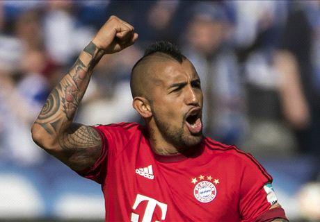 Ratings: Hertha 0-2 Bayern