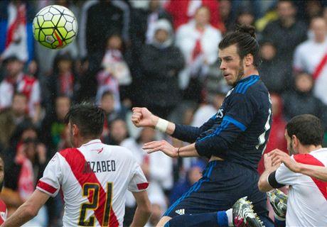 Real Madrid wint met moeite van Rayo