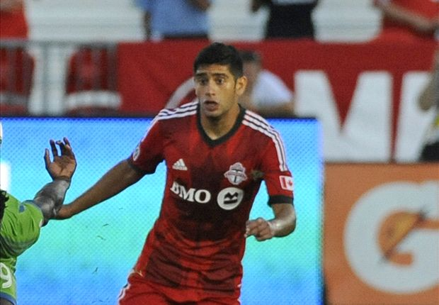 Vancouver acquires Matias Laba from Toronto FC