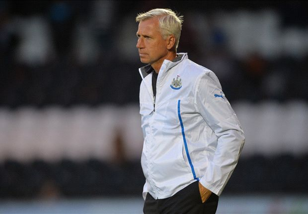 Pardew promises more goals at Newcastle