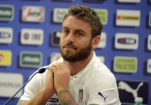 De Rossi saddened by Messi absence
