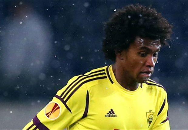 Willian 'hopeful' over Liverpool bid