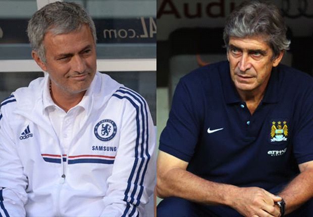 Mourinho and Pellegrini have varying approaches