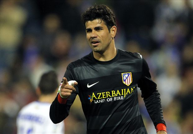 Costa signs new Atletico contract