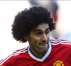 BANS: Fellaini & Huth get three games