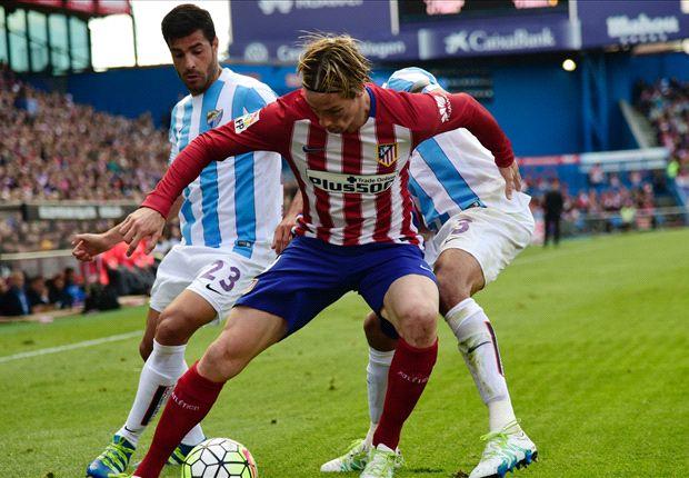 ไฮไลท์  Atletico Madrid 1 - 0 Malaga