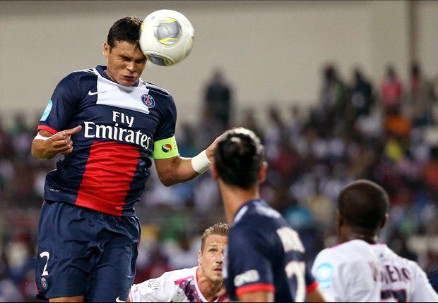 Thiago Silva: I will stay at Paris Saint-Germain until 2017