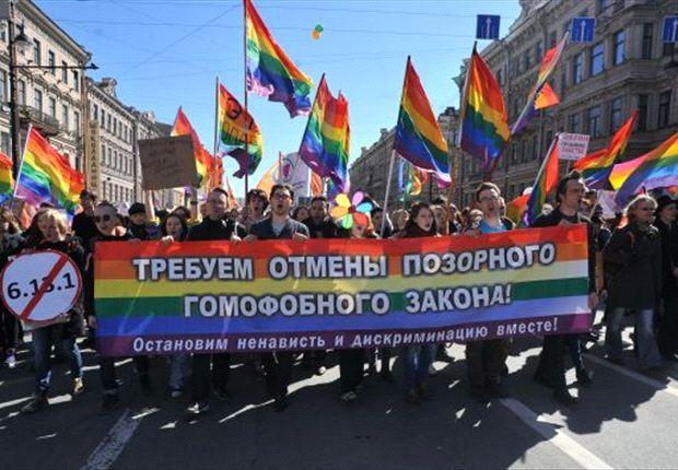 Kann Russland während der WM 2018 für die Sicherheit der Homosexuellen garantieren?