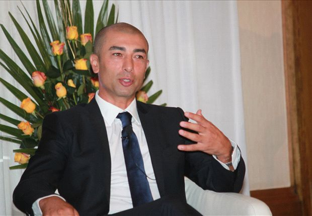 Di Matteo chats frankly to Goal