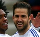 CHELSEA: Fabregas upstages Hazard