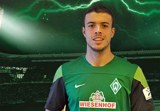 Di Santo quiere mostrar su potencial en el equipo alemán.