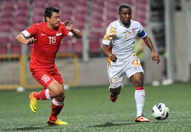 Singapore face uphill task against in-form China
