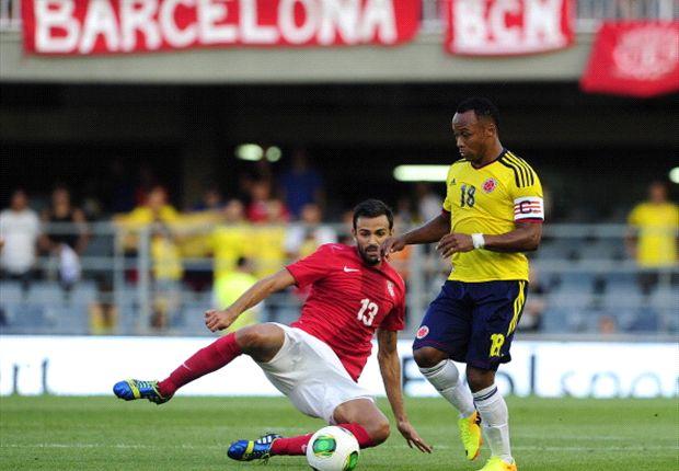 Colombia derrotó a Serbia 1 a 0