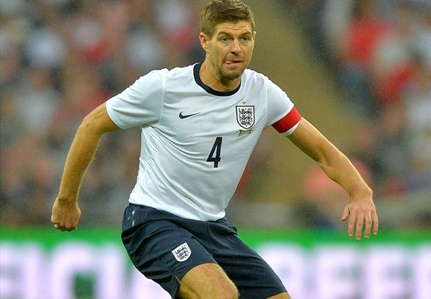 Gerrard: Don't write off England's World Cup chances