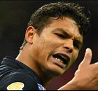 OLYMPICS: Thiago Silva left frustrated
