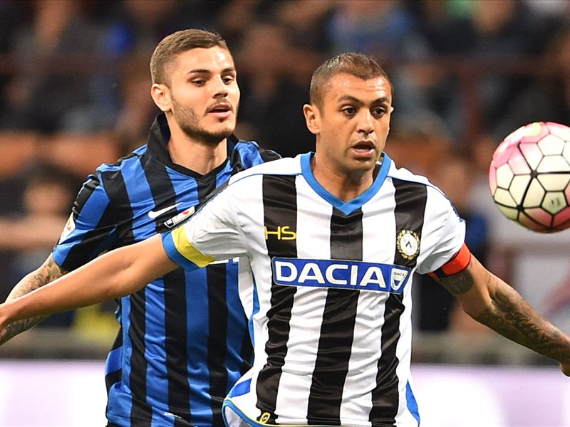Inter Vs Udinese Makes Serie A History For The Wrong Reason