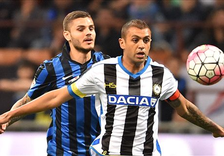 Inter vs Udinese makes Serie A history