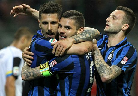 REPORT: Jovetic keeps CL hopes alive