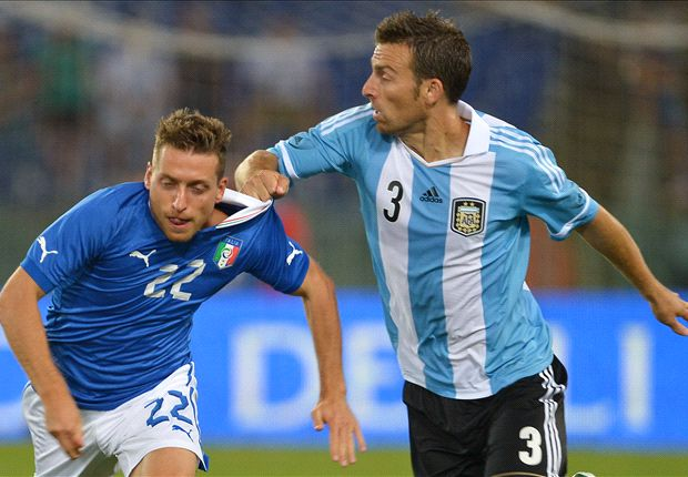 Campagnaro podría ser titular frente a Uruguay.