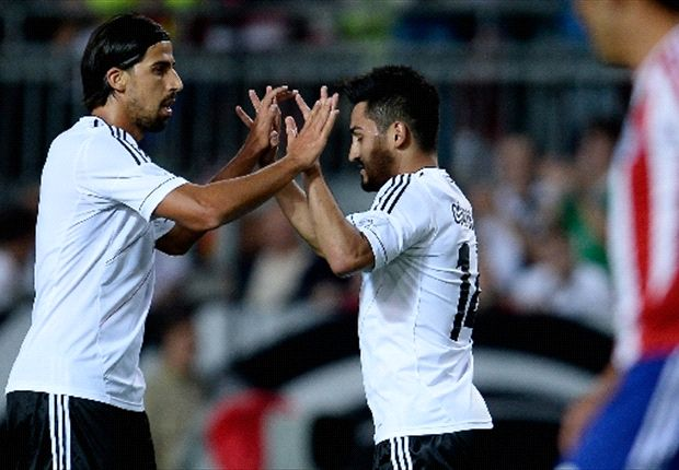 Gundogan hopes to fill Khedira void for Germany