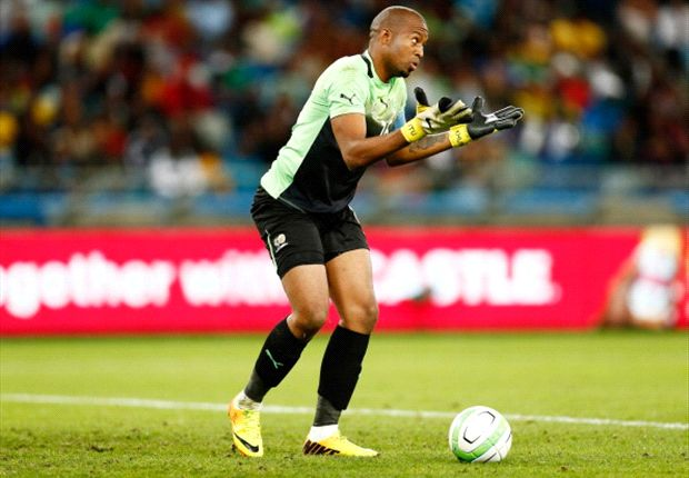 Itumeleng Khune has been declared fit for the Arrows game