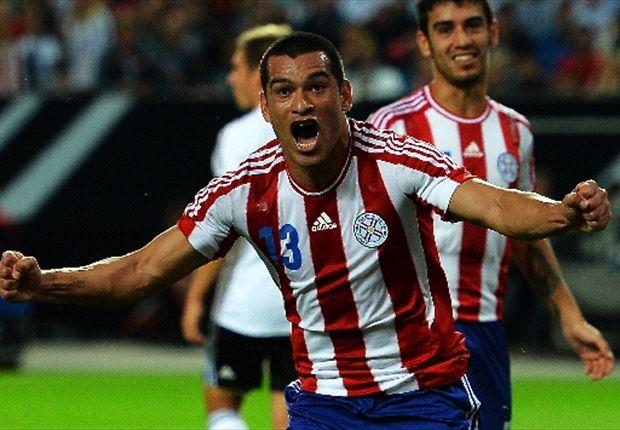 Taai Paraguay houdt Duitsland op remise