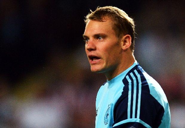 Neuer: It's our dream to win the World Cup