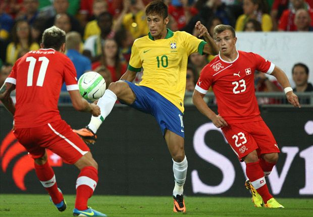 Neymar: Brazil not up to speed yet