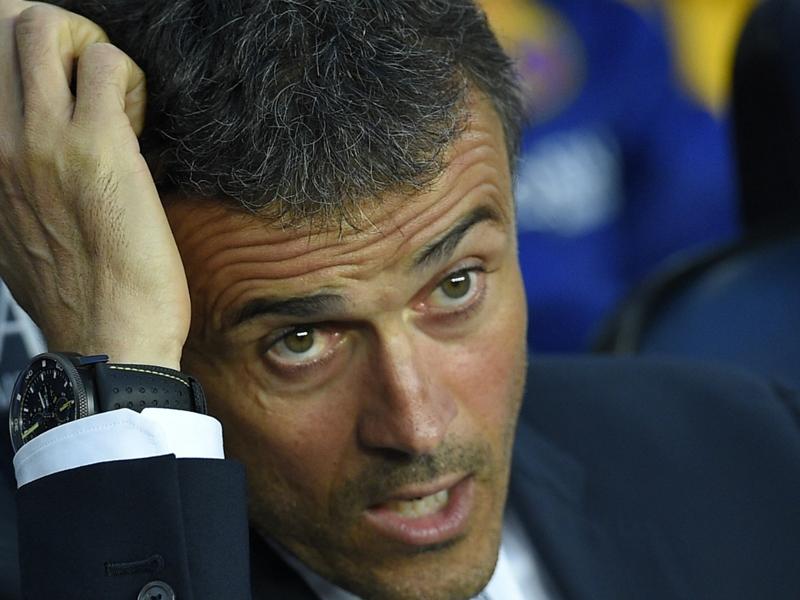 """Barça, Luis Enrique : """"Le meilleur gagnera la Liga, celui qui commettra le moins d'erreurs"""""""