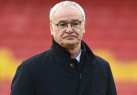 Ranieri jokes about Leicester rotation