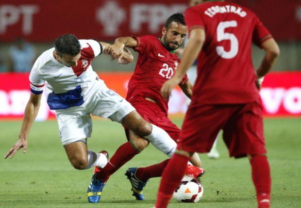 Ronaldo verrast Oranje in slotfase