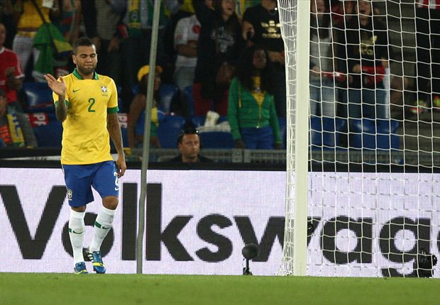 VIDEO: Watch Dani Alves sink Brazil