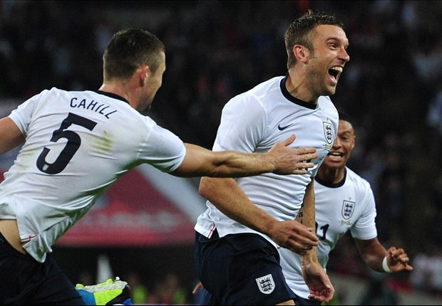 Lambert hails 'dream' England debut