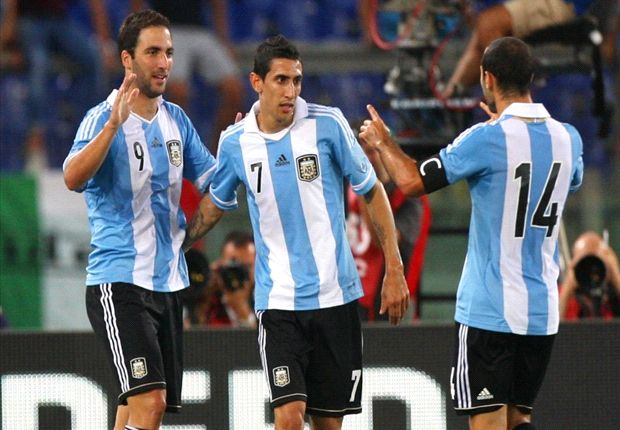 Di Maria: Argentina will fight to the end